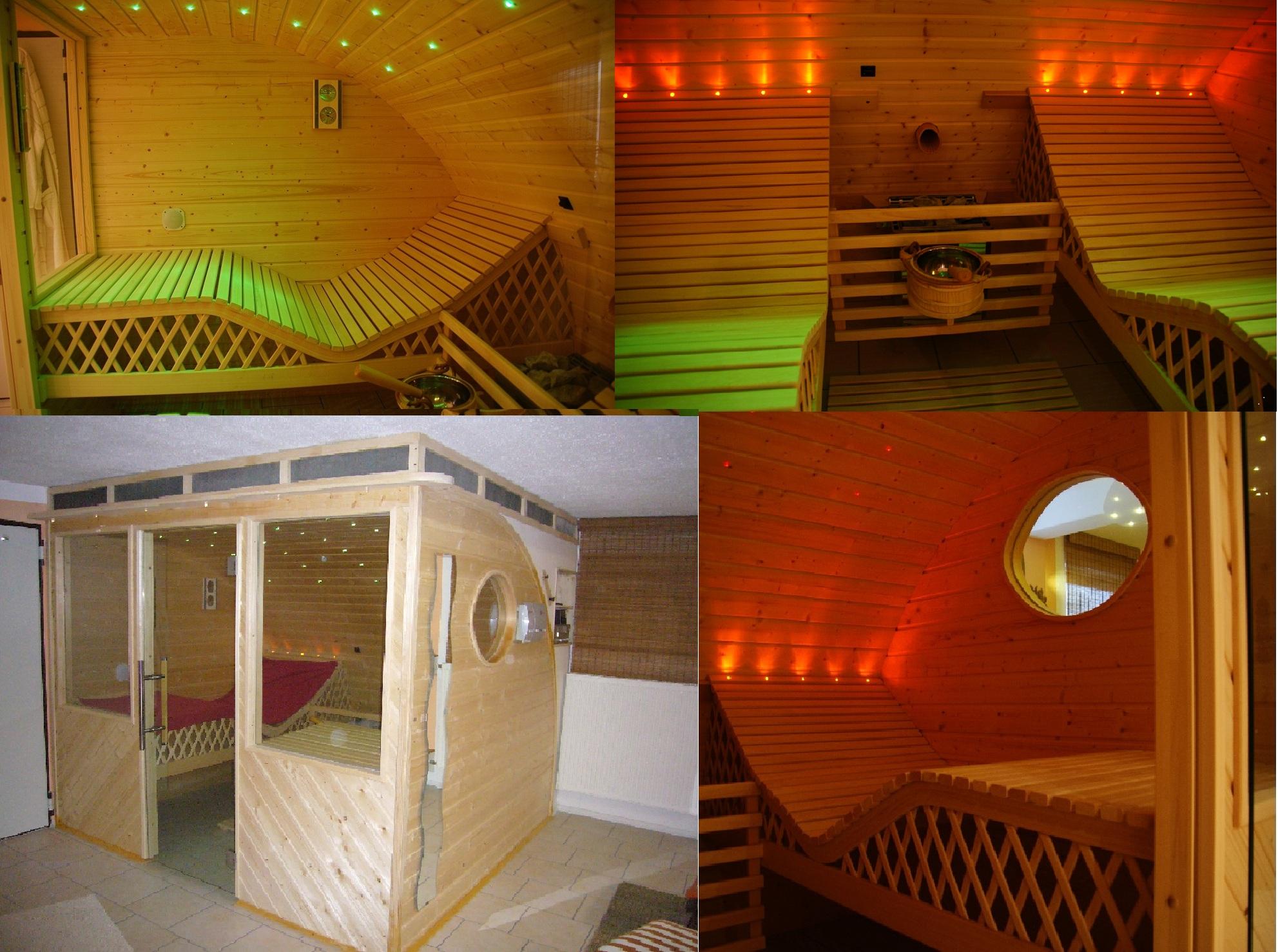 Großartig Sauna selber bauen - Ist das möglich/sinnvoll? =- JS92